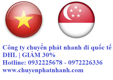 DHL gui hang di singapore bang tau kien